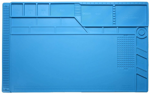 Test et avis sur le tapis de soudure anti-statique en silicone Aweohtle